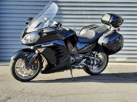 2011 Kawasaki Concours™ 14 ABS in Cotati, California - Photo 6