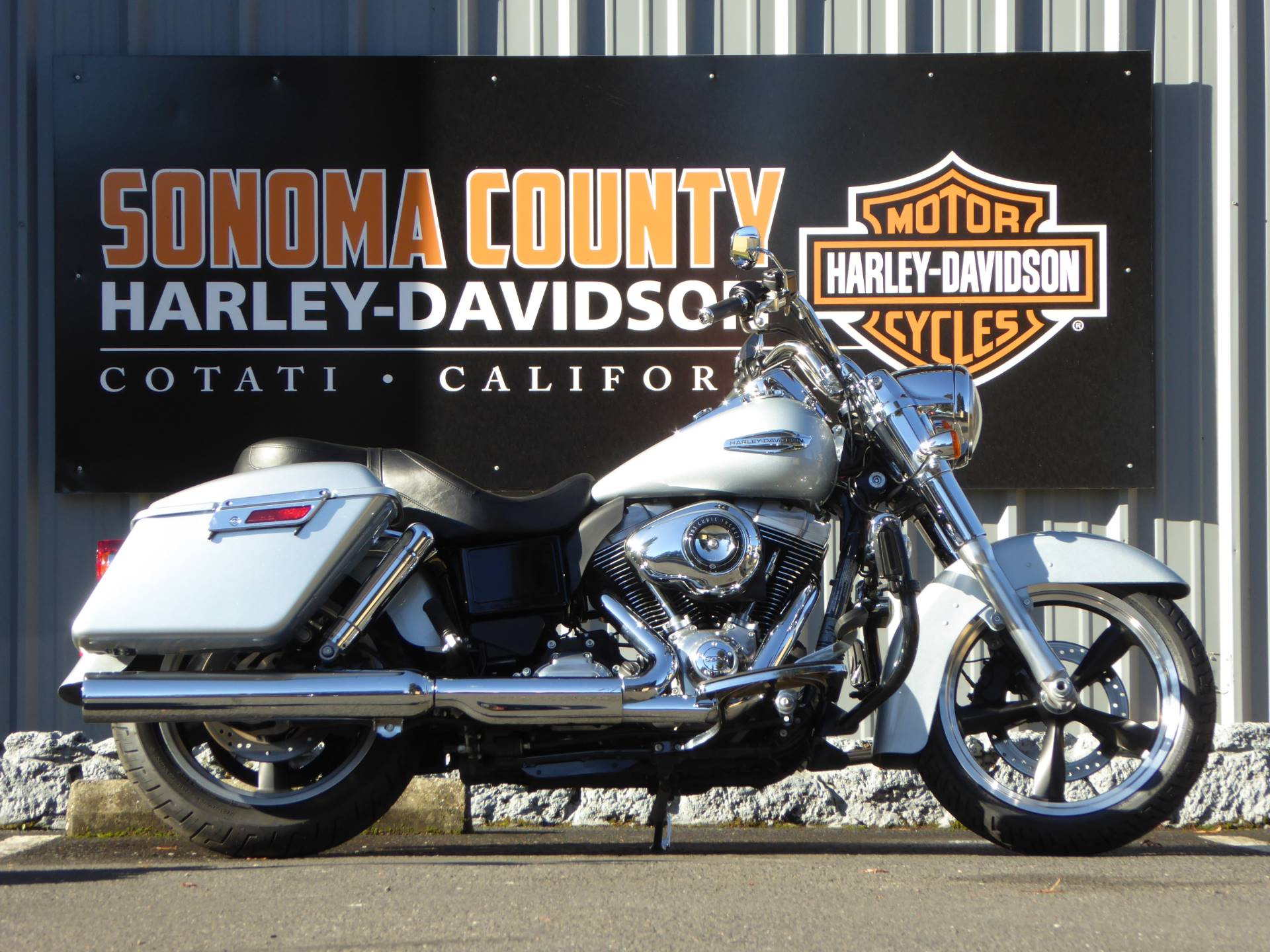 2012 Harley-Davidson DYNA SWITCHBACK in Cotati, California - Photo 1