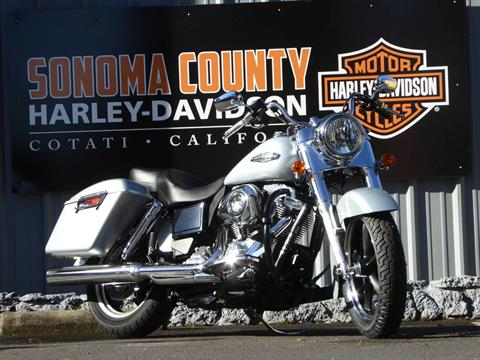 2012 Harley-Davidson DYNA SWITCHBACK in Cotati, California - Photo 3