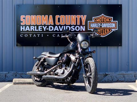 2019 Harley-Davidson SPORTSTER 883 IRON in Cotati, California - Photo 2