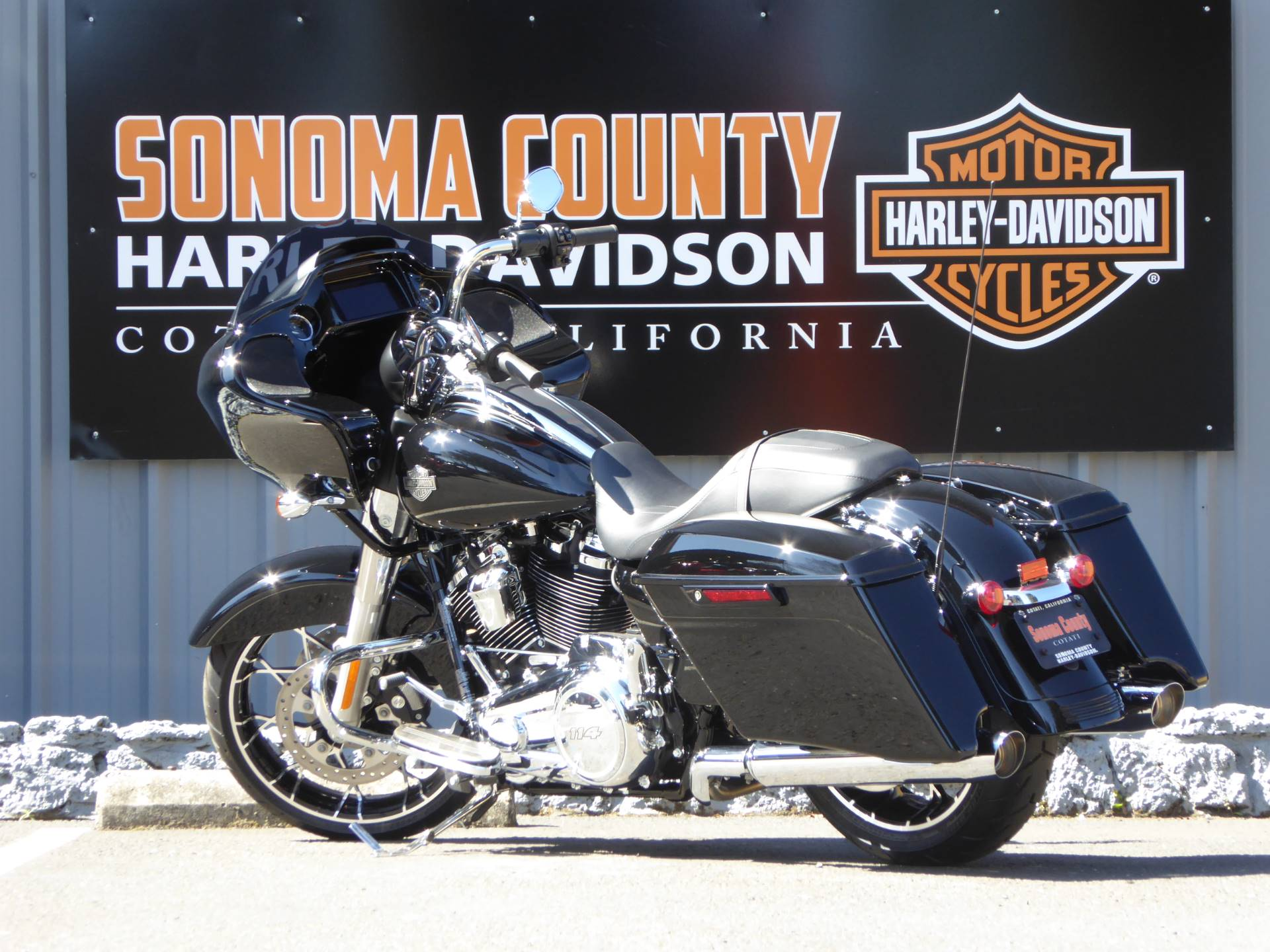 2021 Harley-Davidson FLTRXS ROAD GLIDE SPECIAL in Cotati, California - Photo 4