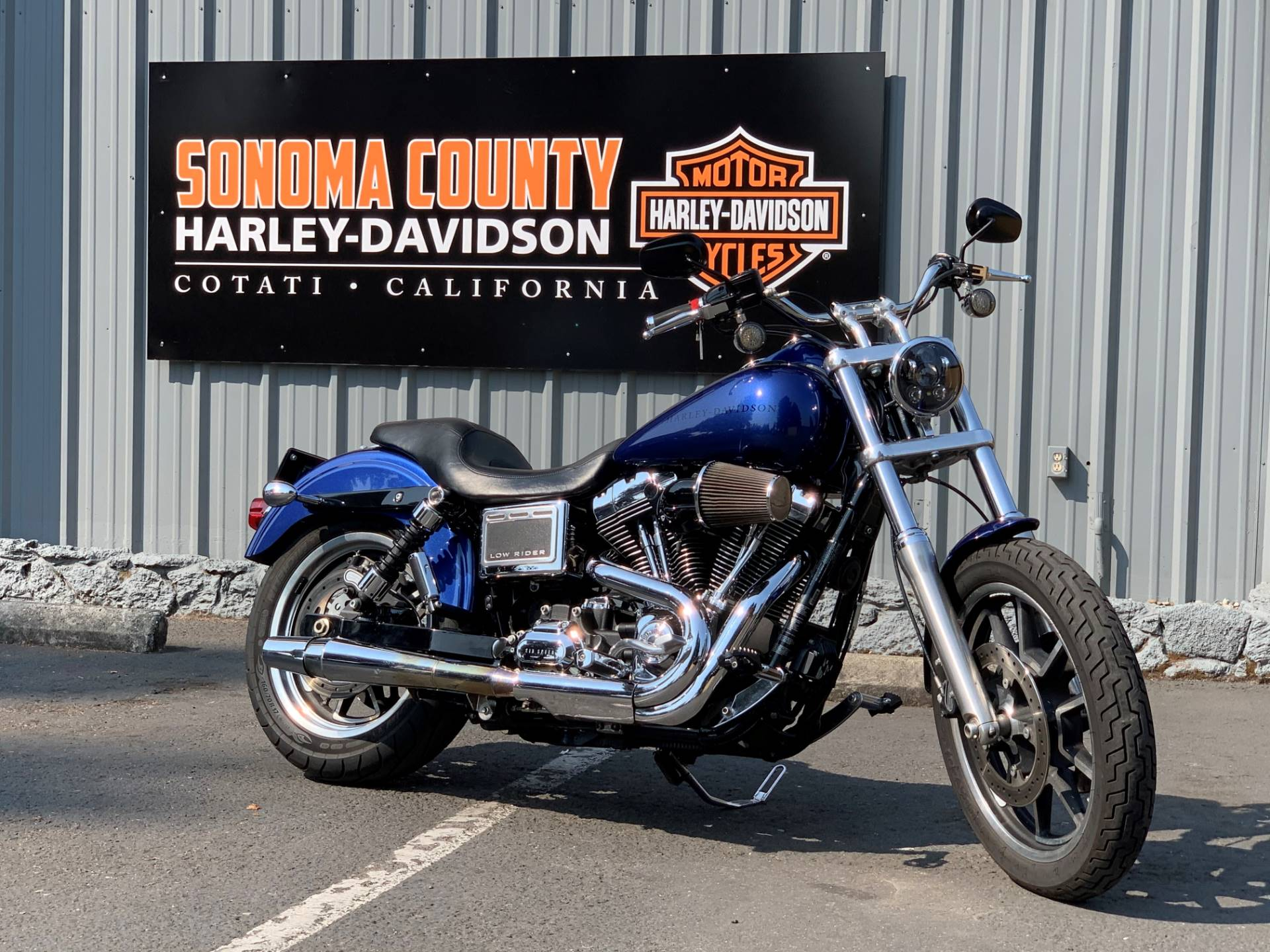 2014 Harley-Davidson Low Rider® in Cotati, California - Photo 2