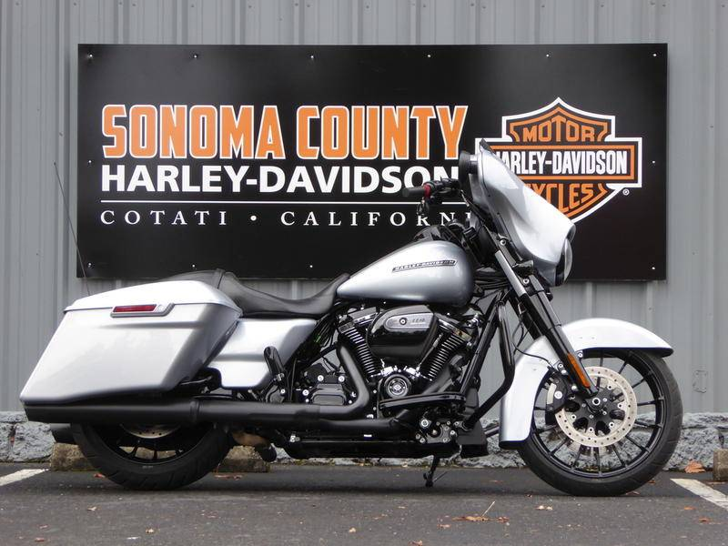 2019 Harley Davidson Street Glide Special In Cotati California