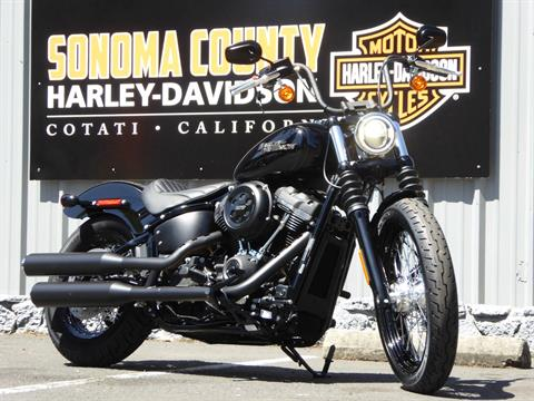 2020 Harley-Davidson FXBB Street Bob in Cotati, California - Photo 2