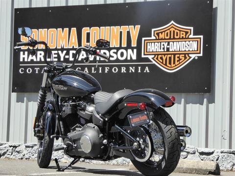2020 Harley-Davidson FXBB Street Bob in Cotati, California - Photo 4