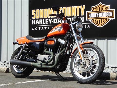 2009 Harley-Davidson XL1200N SPORTSTER NIGHTSTER in Cotati, California - Photo 2