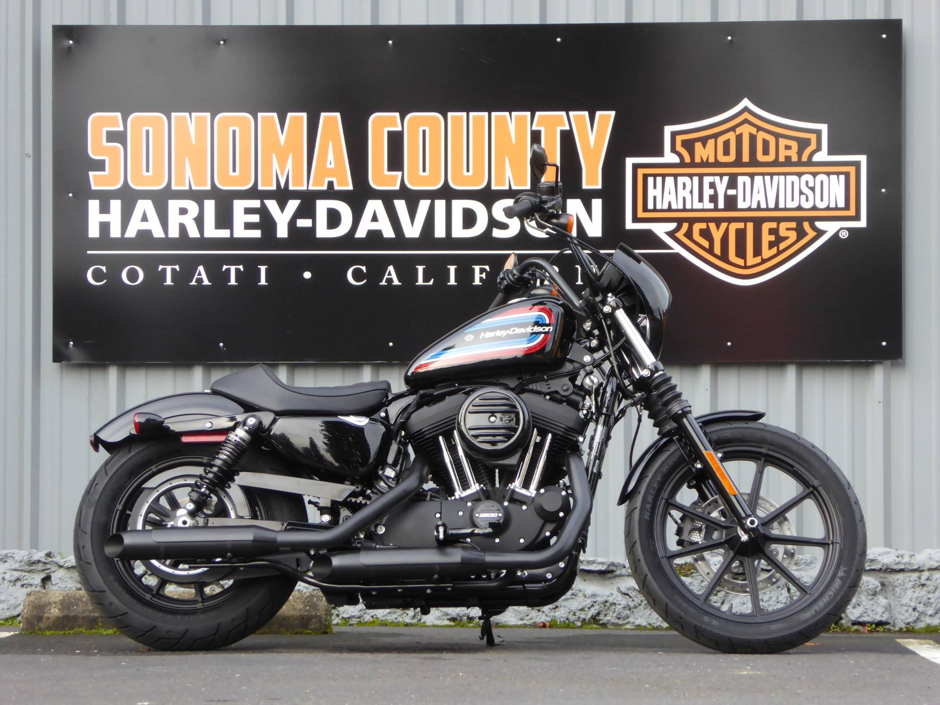 2020 Harley-Davidson Iron 1200™ in Cotati, California - Photo 1