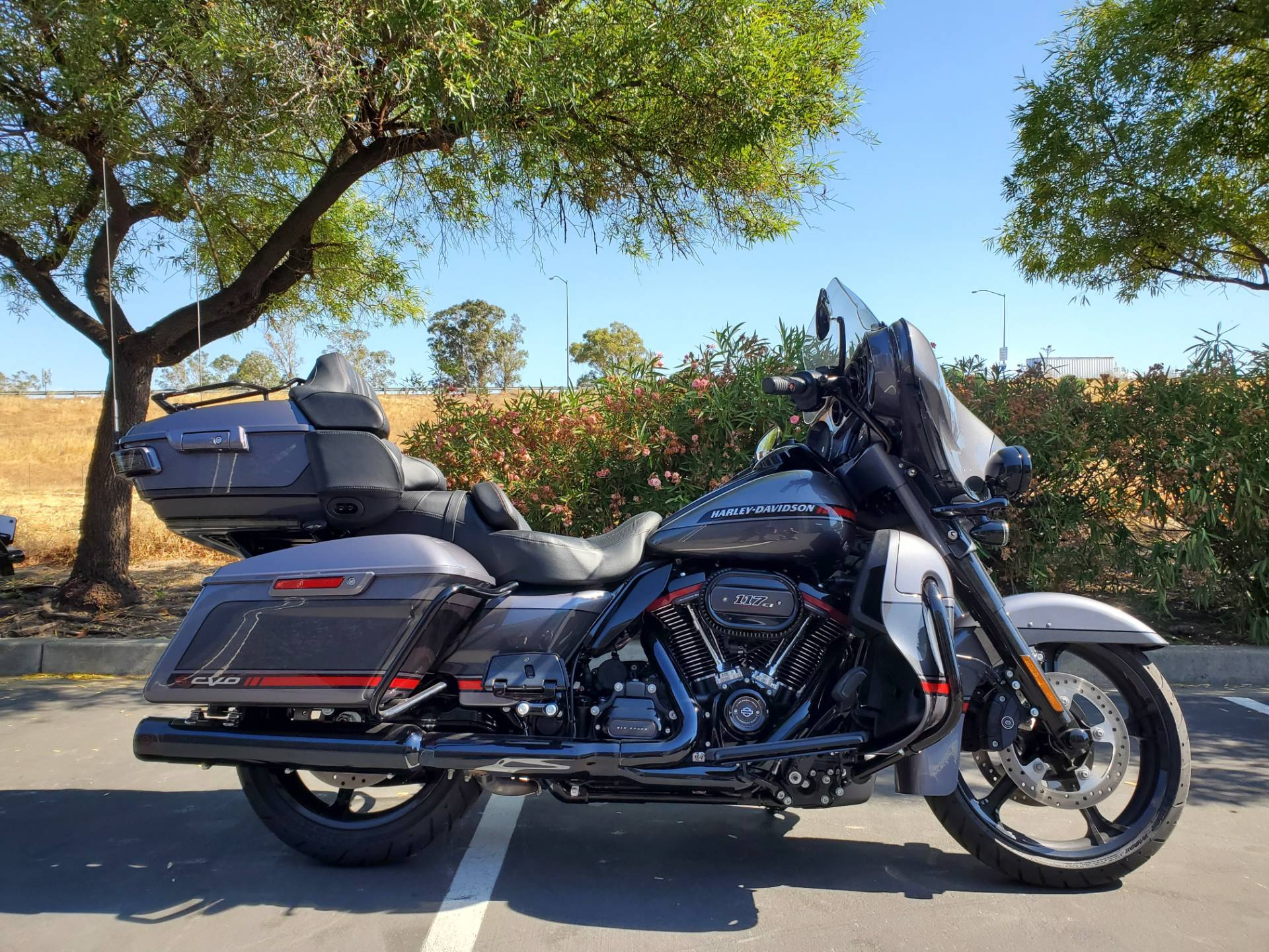 2020 Harley-Davidson CVO™ Limited in Livermore, California - Photo 1