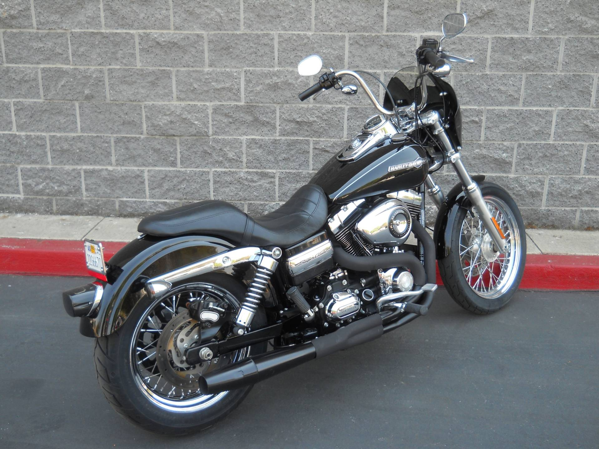2013 Harley-Davidson Dyna® Super Glide® Custom in Livermore, California - Photo 4