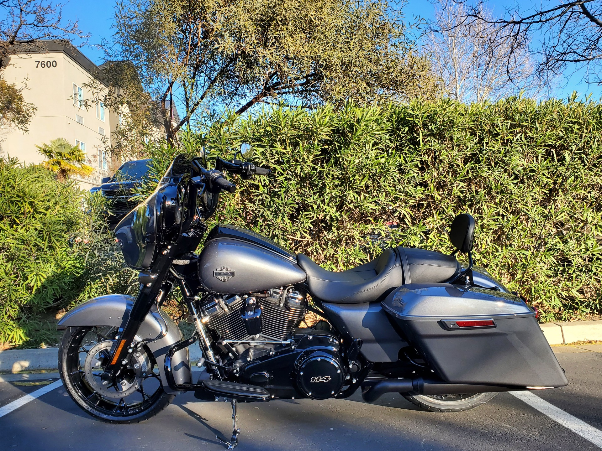 2021 Harley-Davidson Street Glide® Special in Livermore, California - Photo 1