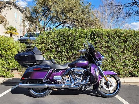2021 Harley-Davidson CVO™ Limited in Livermore, California - Photo 1