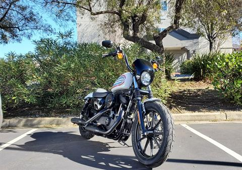 2021 Harley-Davidson Iron 1200™ in Livermore, California - Photo 3