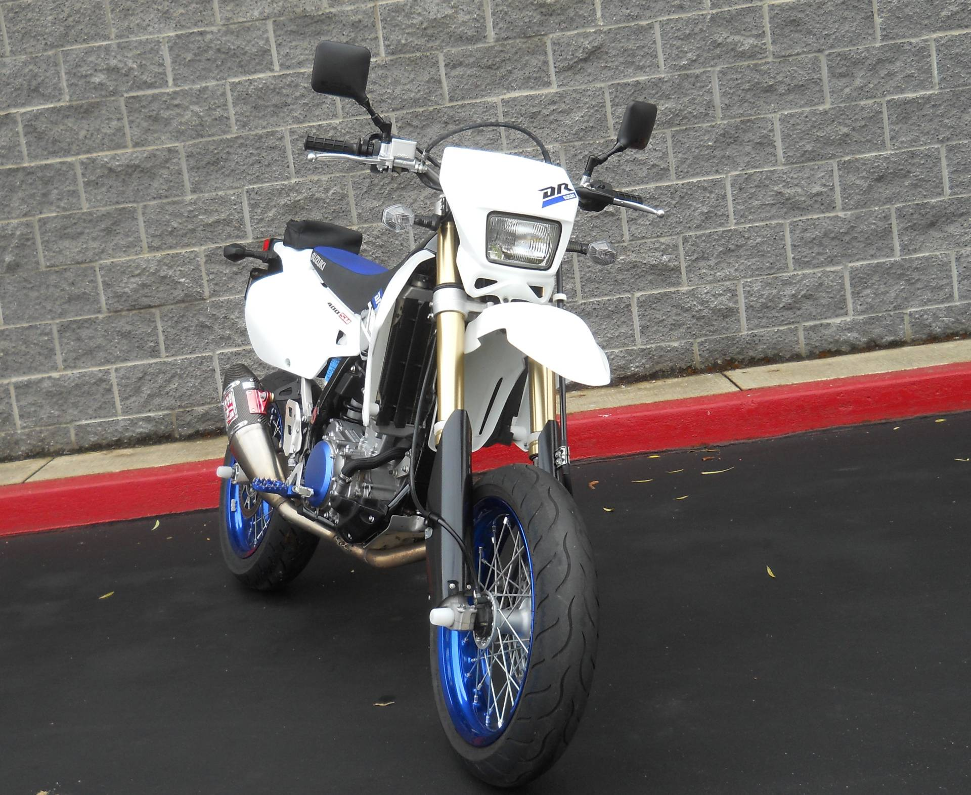2019 Suzuki DR-Z400SM in Livermore, California - Photo 3