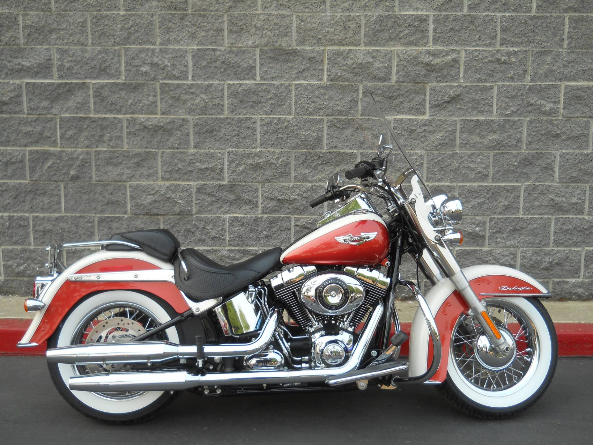 2012 Harley-Davidson Softail® Deluxe in Livermore, California - Photo 1