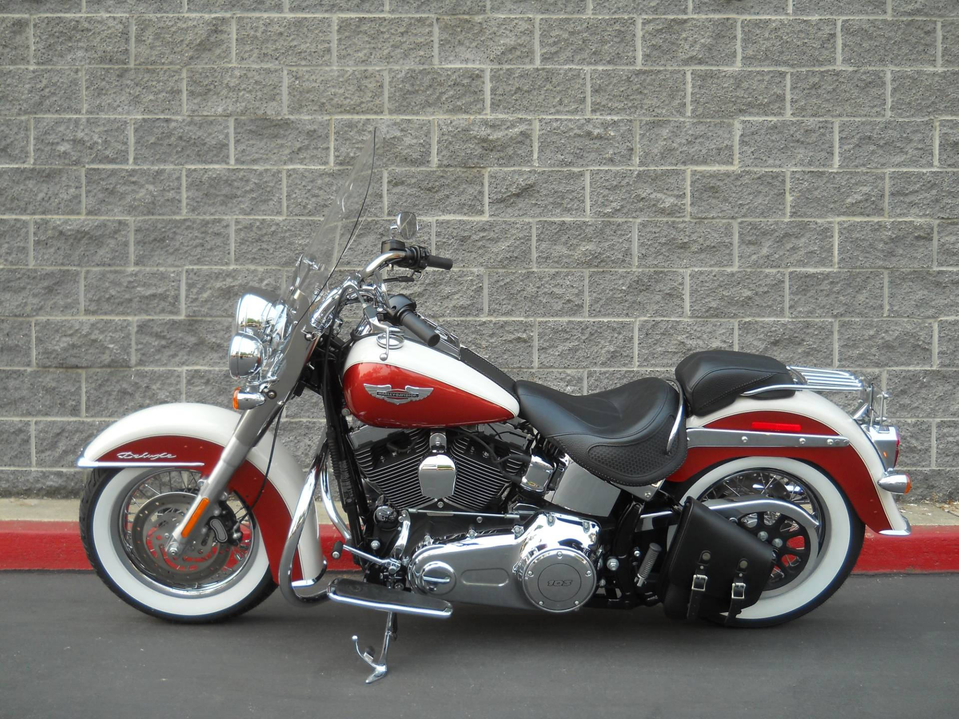 2012 Harley-Davidson Softail® Deluxe in Livermore, California - Photo 2
