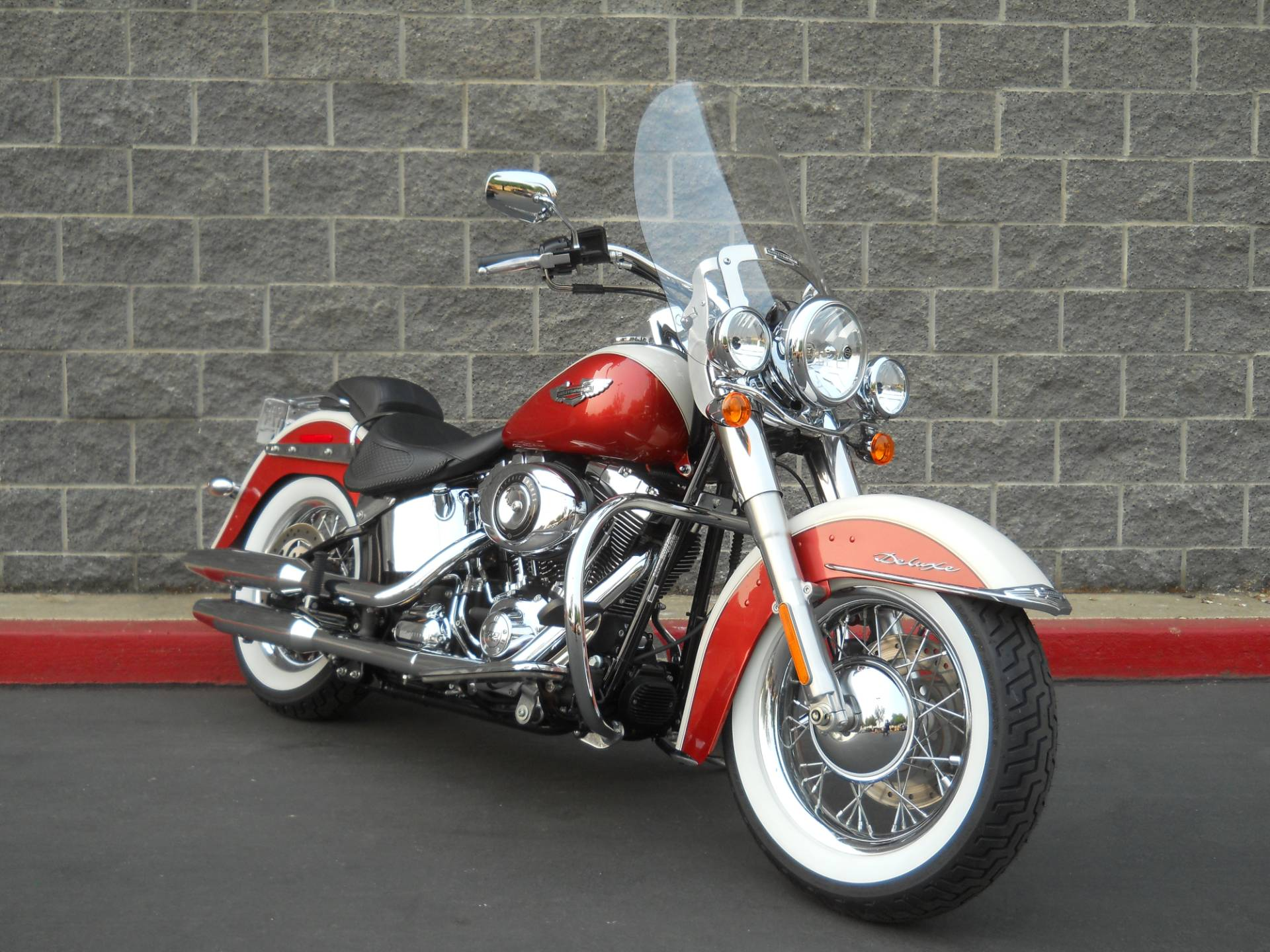 2012 Harley-Davidson Softail® Deluxe in Livermore, California - Photo 3