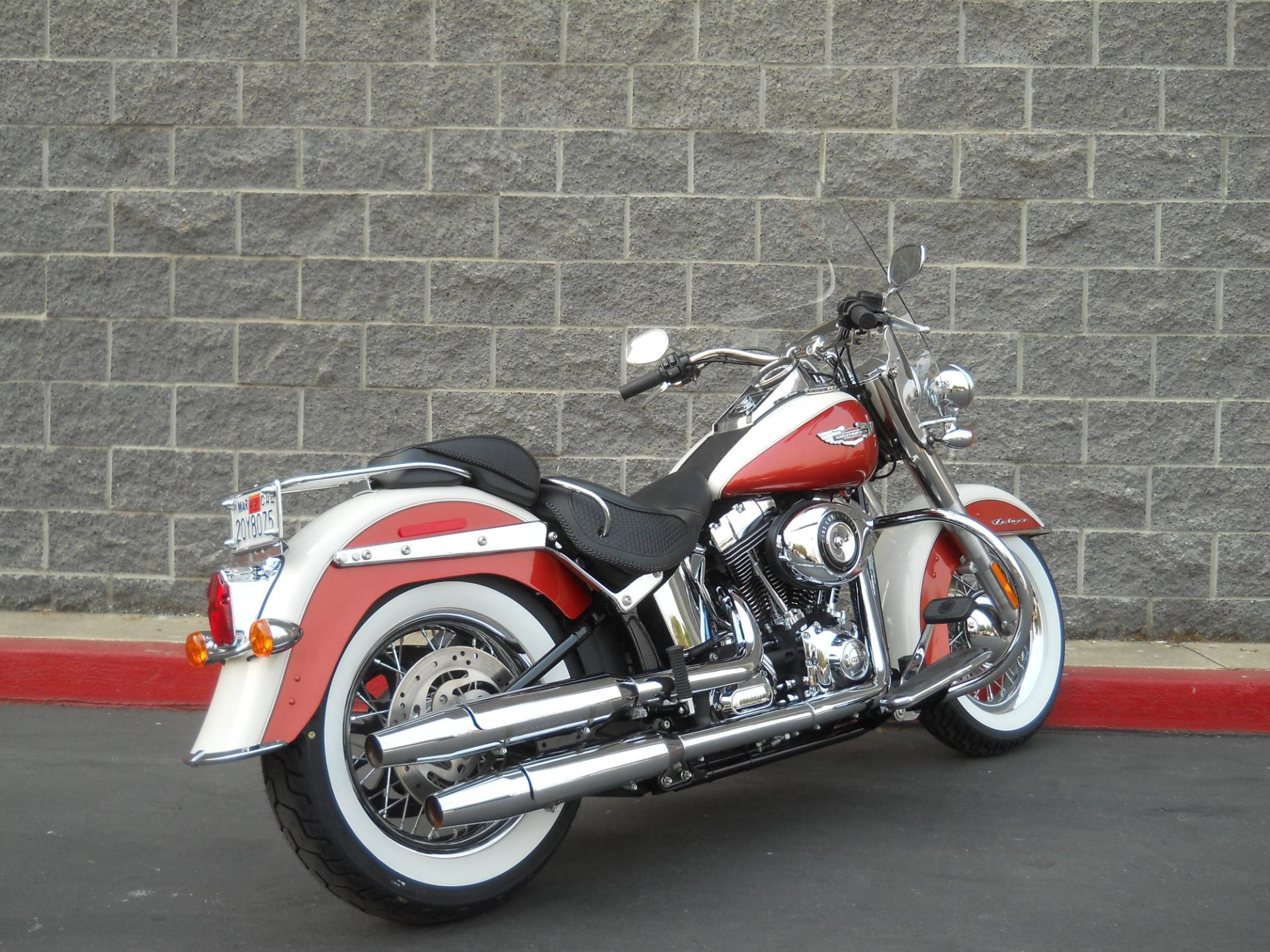 2012 Harley-Davidson Softail® Deluxe in Livermore, California - Photo 4