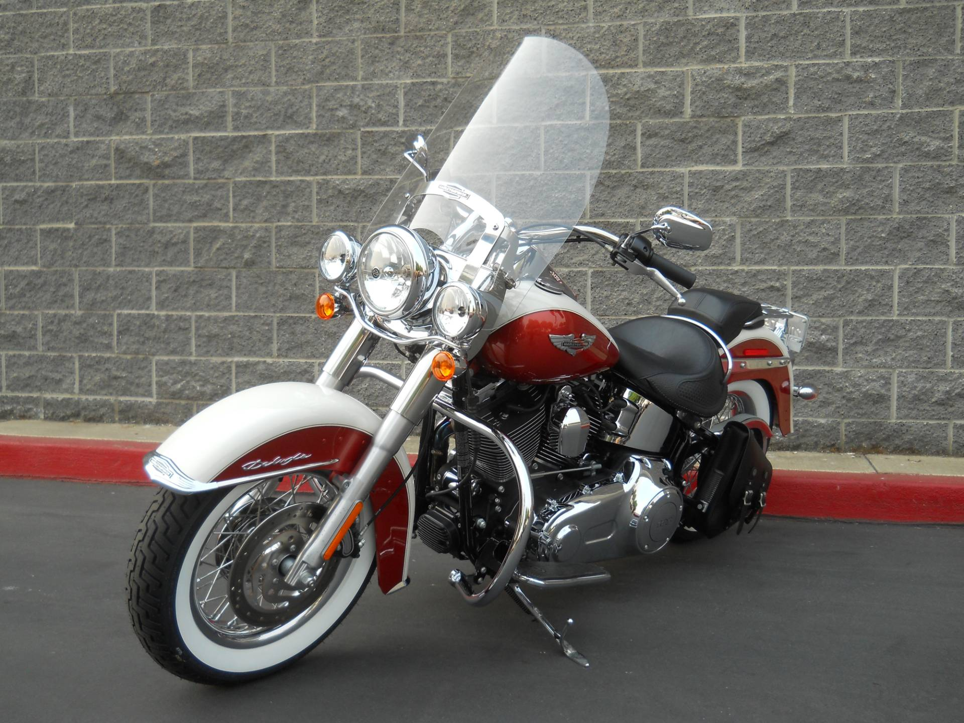 2012 Harley-Davidson Softail® Deluxe in Livermore, California - Photo 5