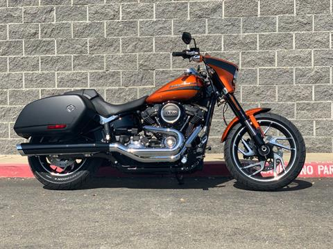 2020 Harley-Davidson Sport Glide® in Livermore, California - Photo 1