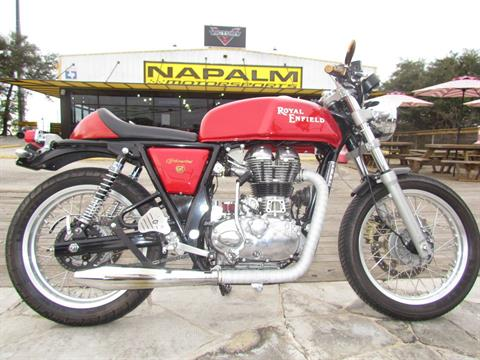 2014 Royal Enfield Continental GT Café Racer in Austin, Texas