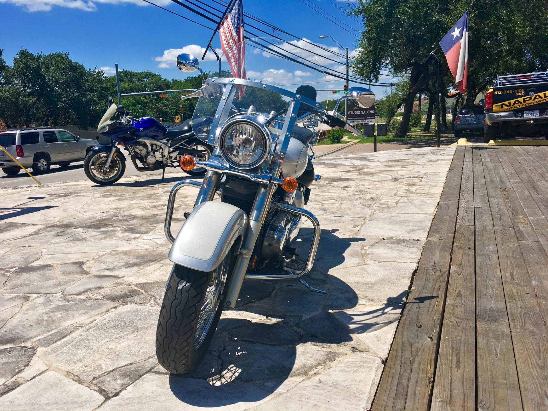 2007 Suzuki Boulevard C50 in Austin, Texas