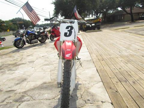 2005 Honda CRF™450R in Austin, Texas