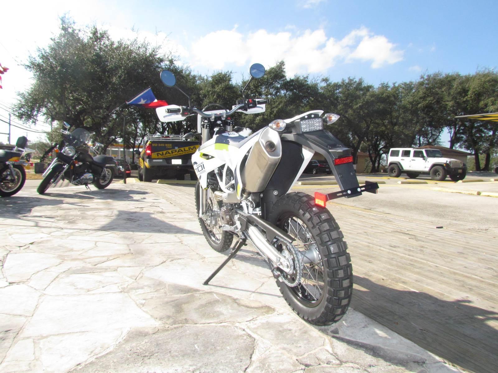 2017 Husqvarna 701 Enduro in Austin, Texas