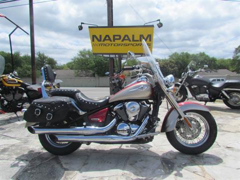 2007 Kawasaki Vulcan® 900 Classic LT in Austin, Texas