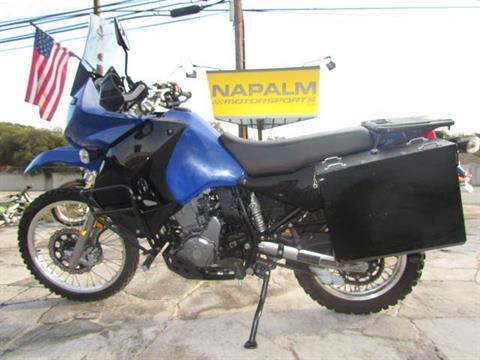 2009 Kawasaki KLR™650 in Austin, Texas