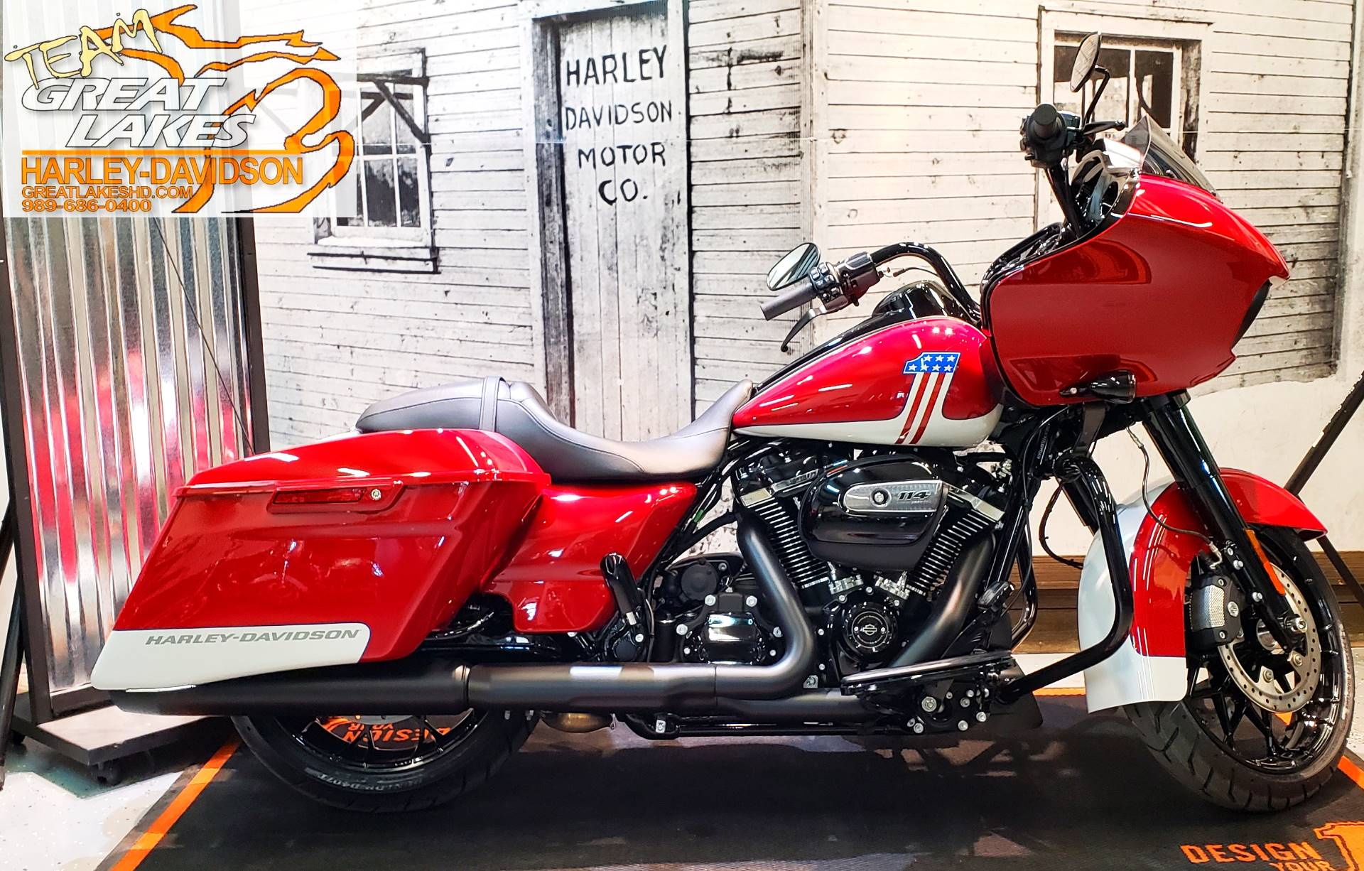 2020 Harley-Davidson Road Glide® Special in Bay City, Michigan - Photo 1