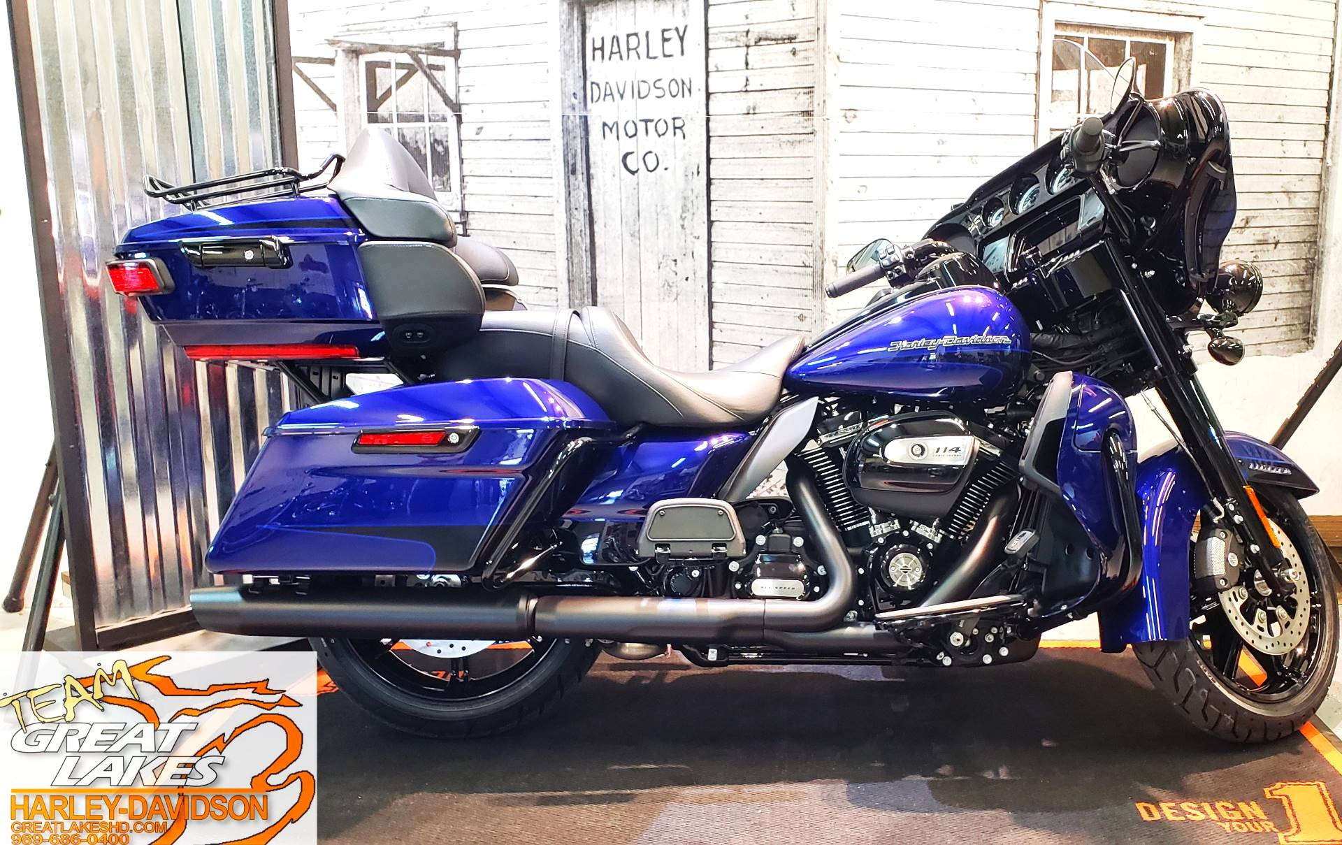 2020 Harley-Davidson Ultra Limited in Bay City, Michigan - Photo 1
