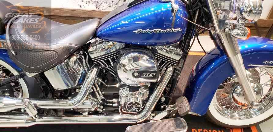2017 Harley-Davidson Softail® Deluxe in Bay City, Michigan - Photo 3