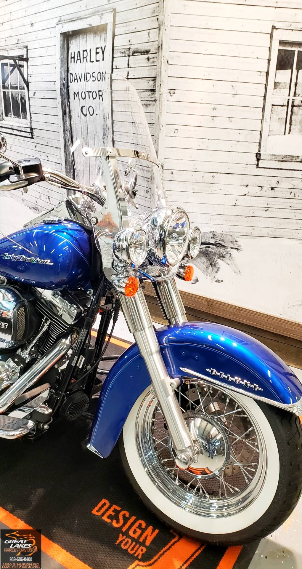 2017 Harley-Davidson Softail® Deluxe in Bay City, Michigan - Photo 4