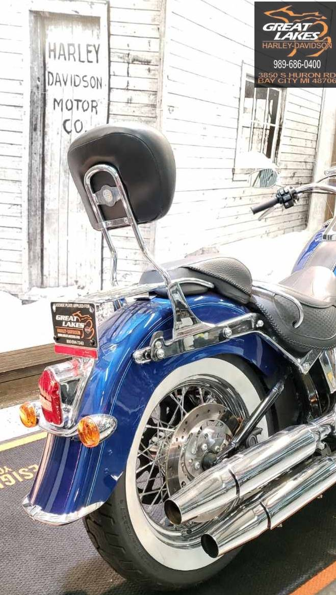 2017 Harley-Davidson Softail® Deluxe in Bay City, Michigan - Photo 6
