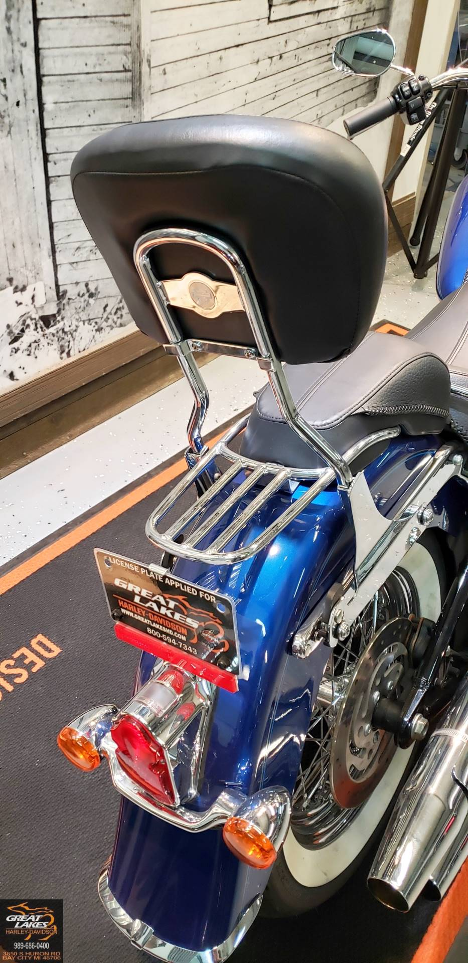 2017 Harley-Davidson Softail® Deluxe in Bay City, Michigan - Photo 7