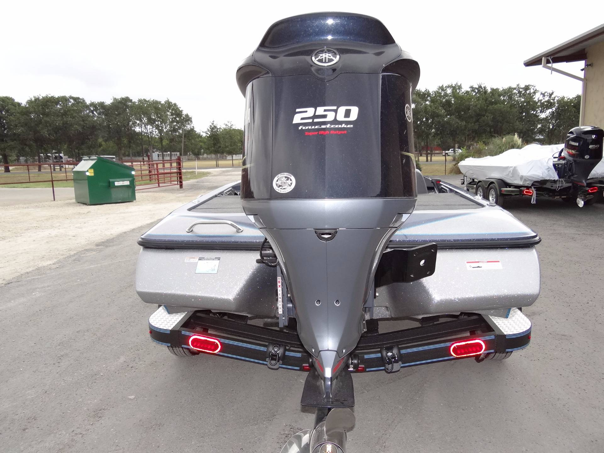 2018 Skeeter ZX 250 in Boerne, Texas