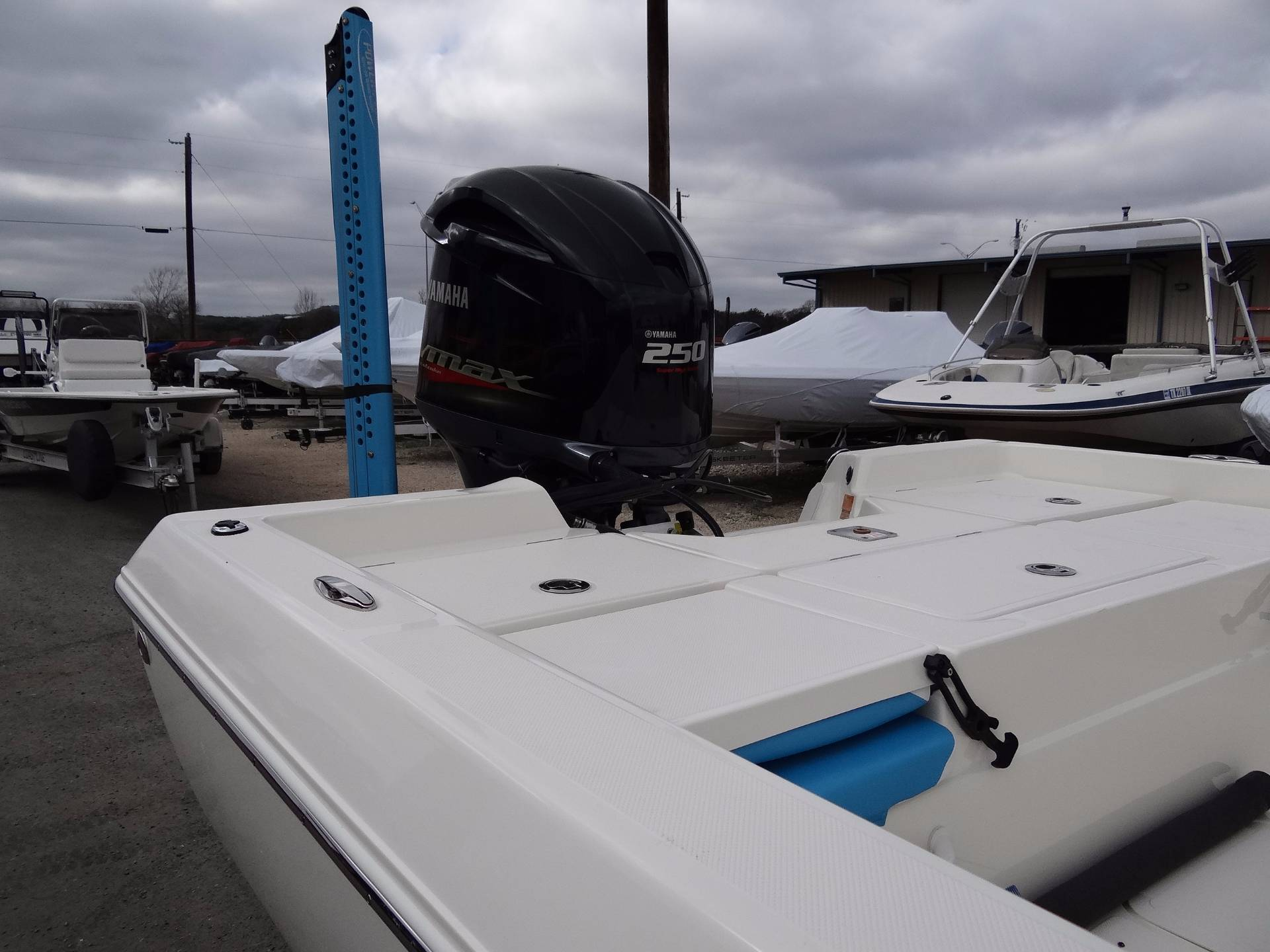 2017 Skeeter SX 230 Bay in Boerne, Texas