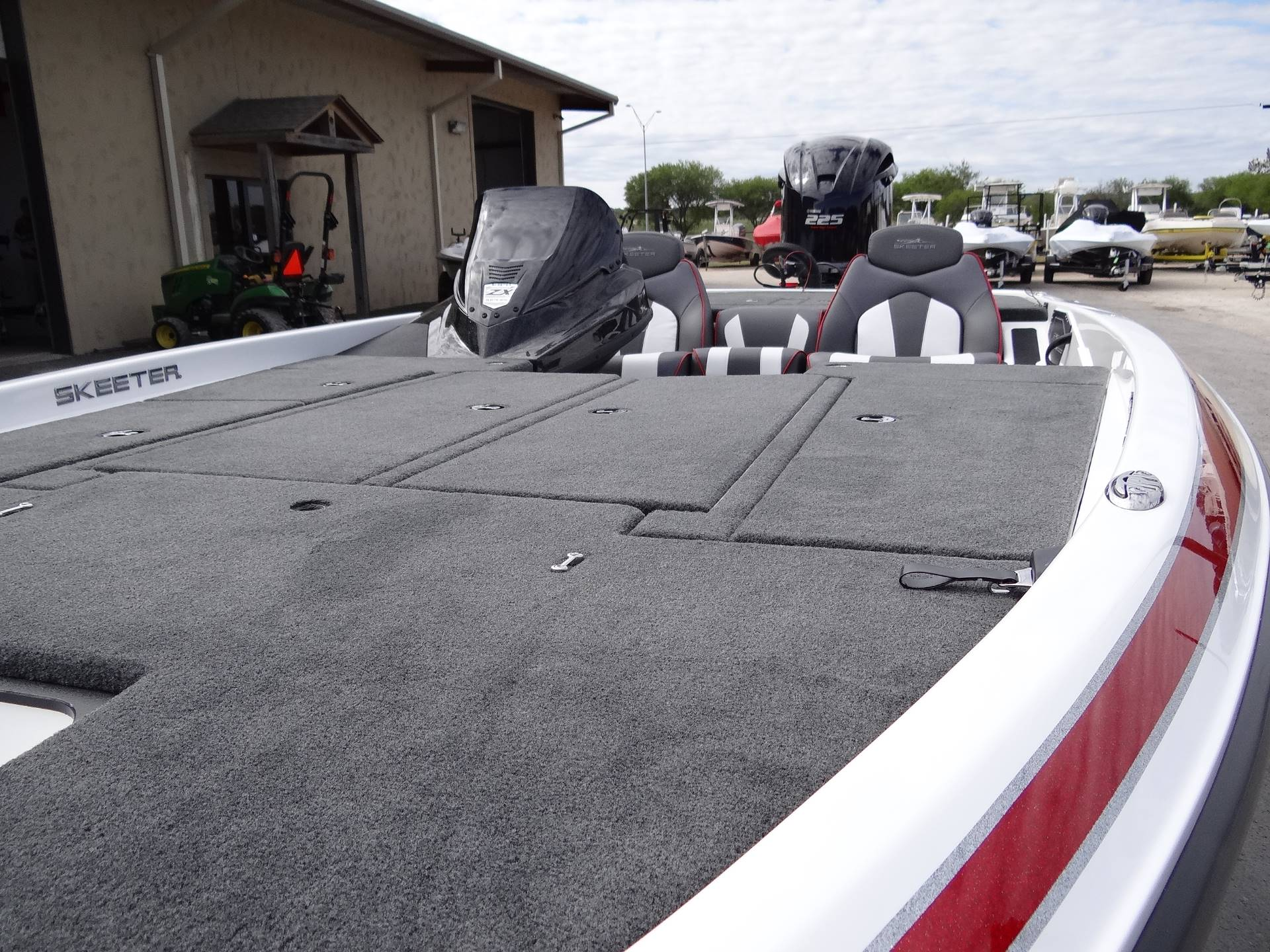 2018 Skeeter ZX 225 in Boerne, Texas