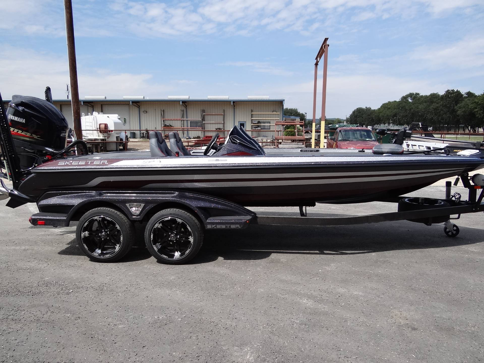 2018 Skeeter FX21LE in Boerne, Texas
