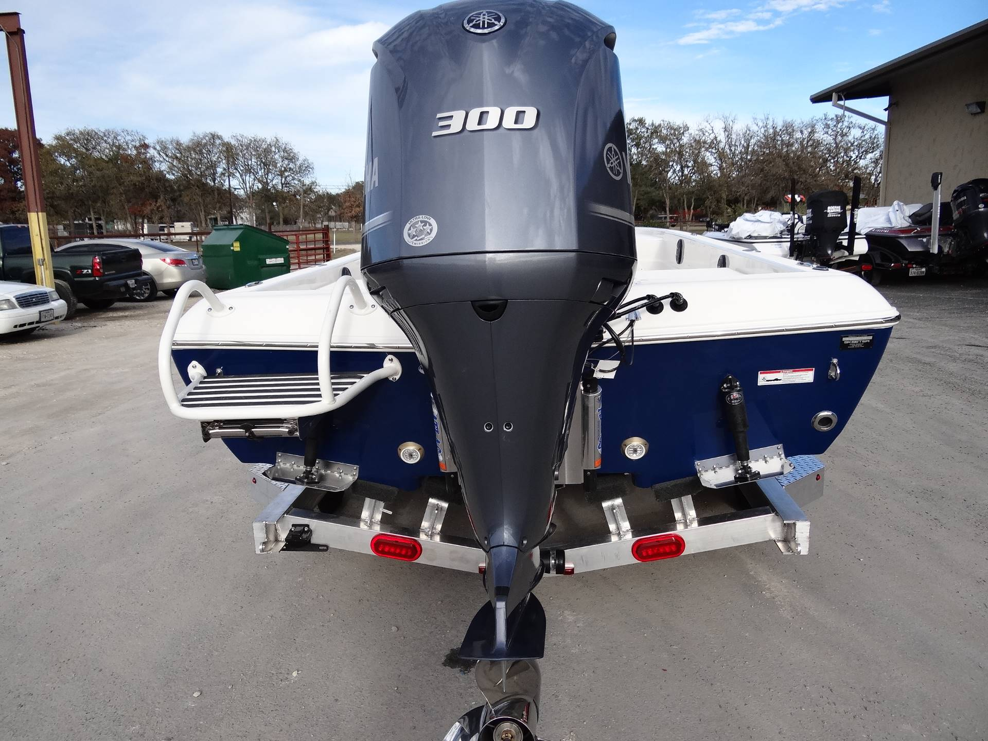 2018 Skeeter SX 240 in Boerne, Texas