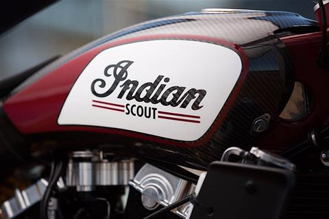 2017 Indian FTR750 Scout - Race Only in Lowell, North Carolina