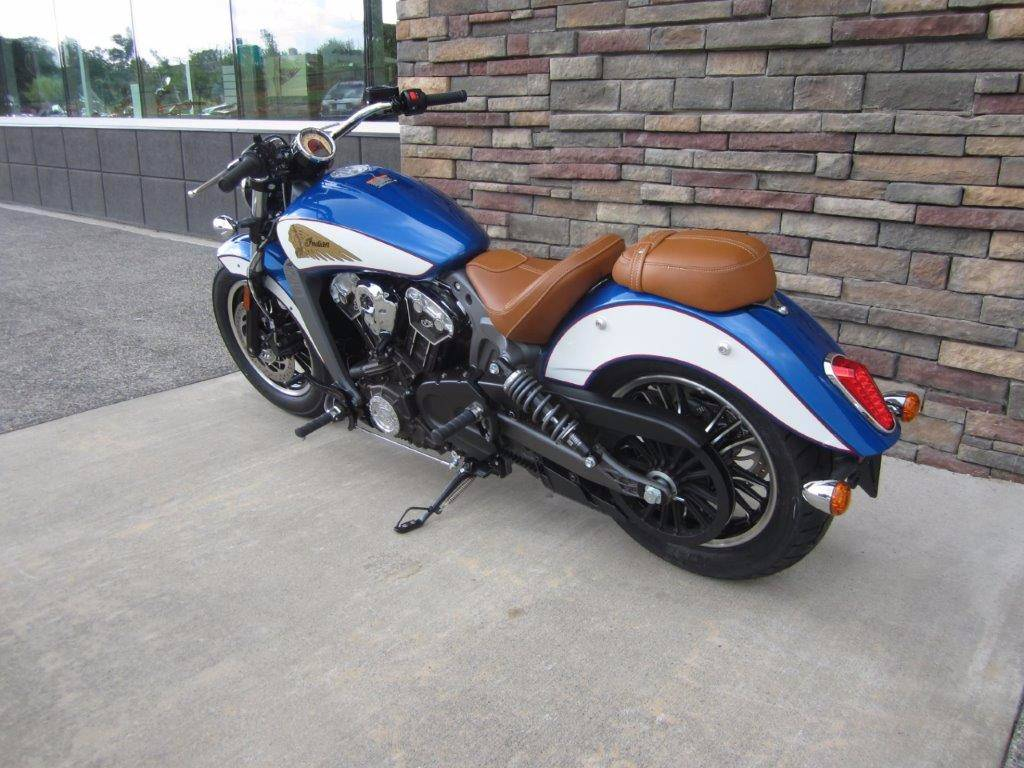 2018 Indian Scout® ABS in Lowell, North Carolina