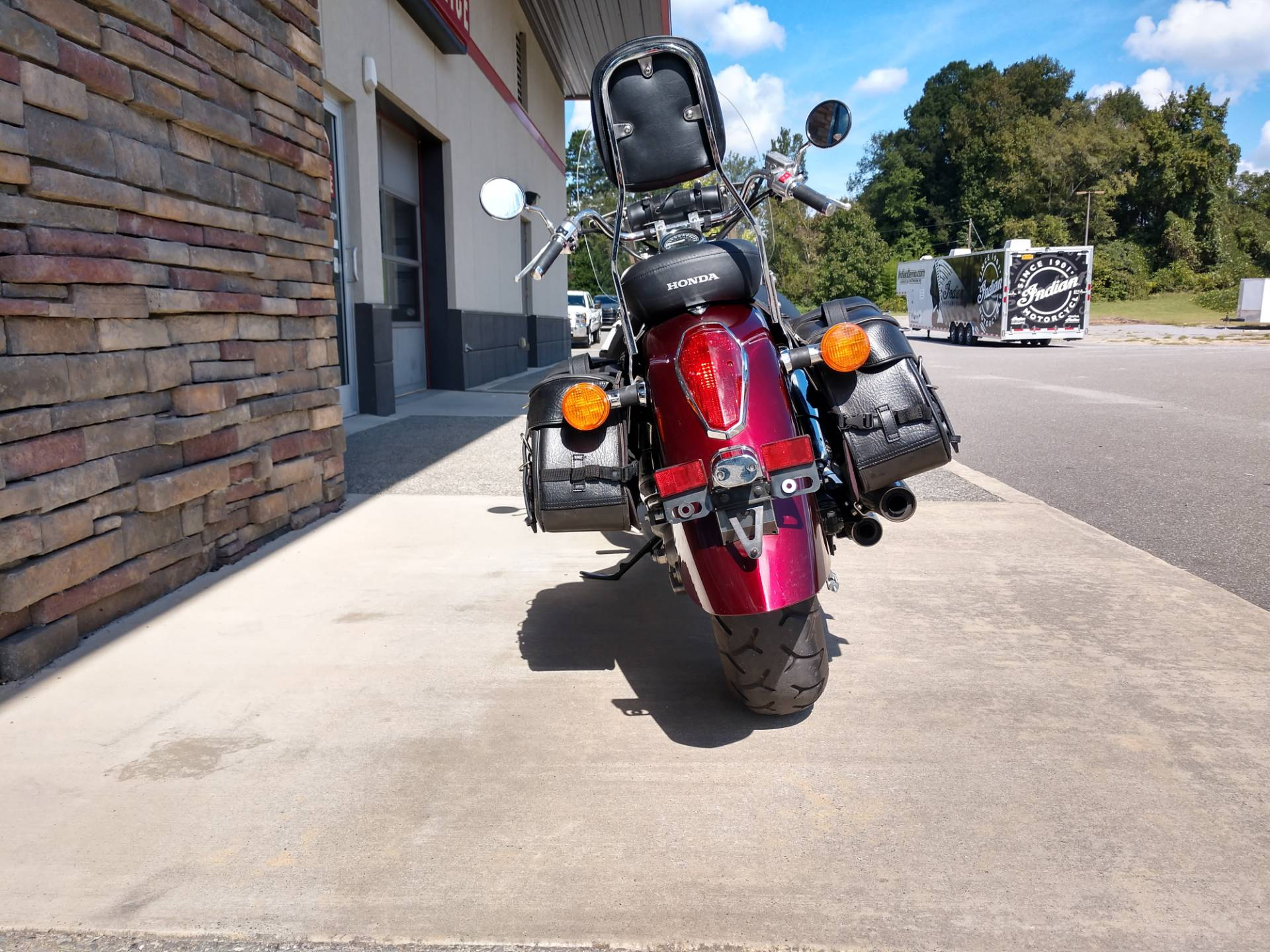 2009 Honda Shadow Aero® in Lowell, North Carolina
