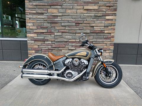 2019 Indian Scout® ABS Icon Series in Lowell, North Carolina