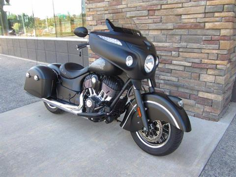 2017 Indian Chieftain Dark Horse® in Lowell, North Carolina