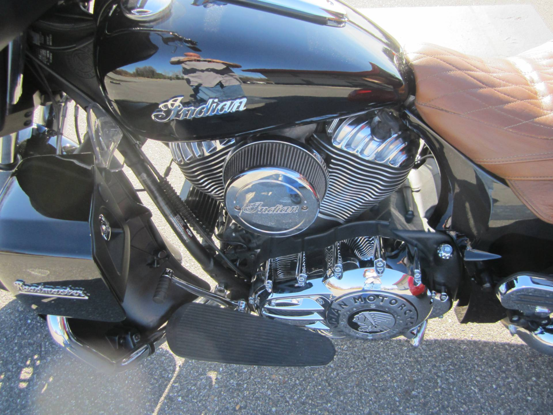2015 Indian Roadmaster Trike in Lowell, North Carolina