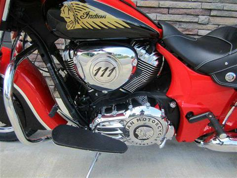 2017 Indian Chieftain® in Lowell, North Carolina