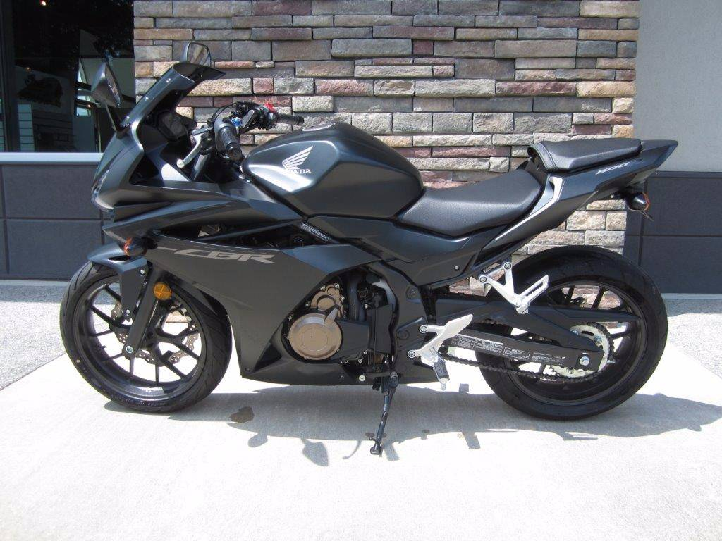 2015 Honda CBR®500R in Lowell, North Carolina