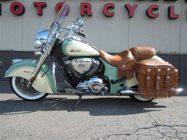 2019 Indian Chief® Vintage ABS in Lowell, North Carolina
