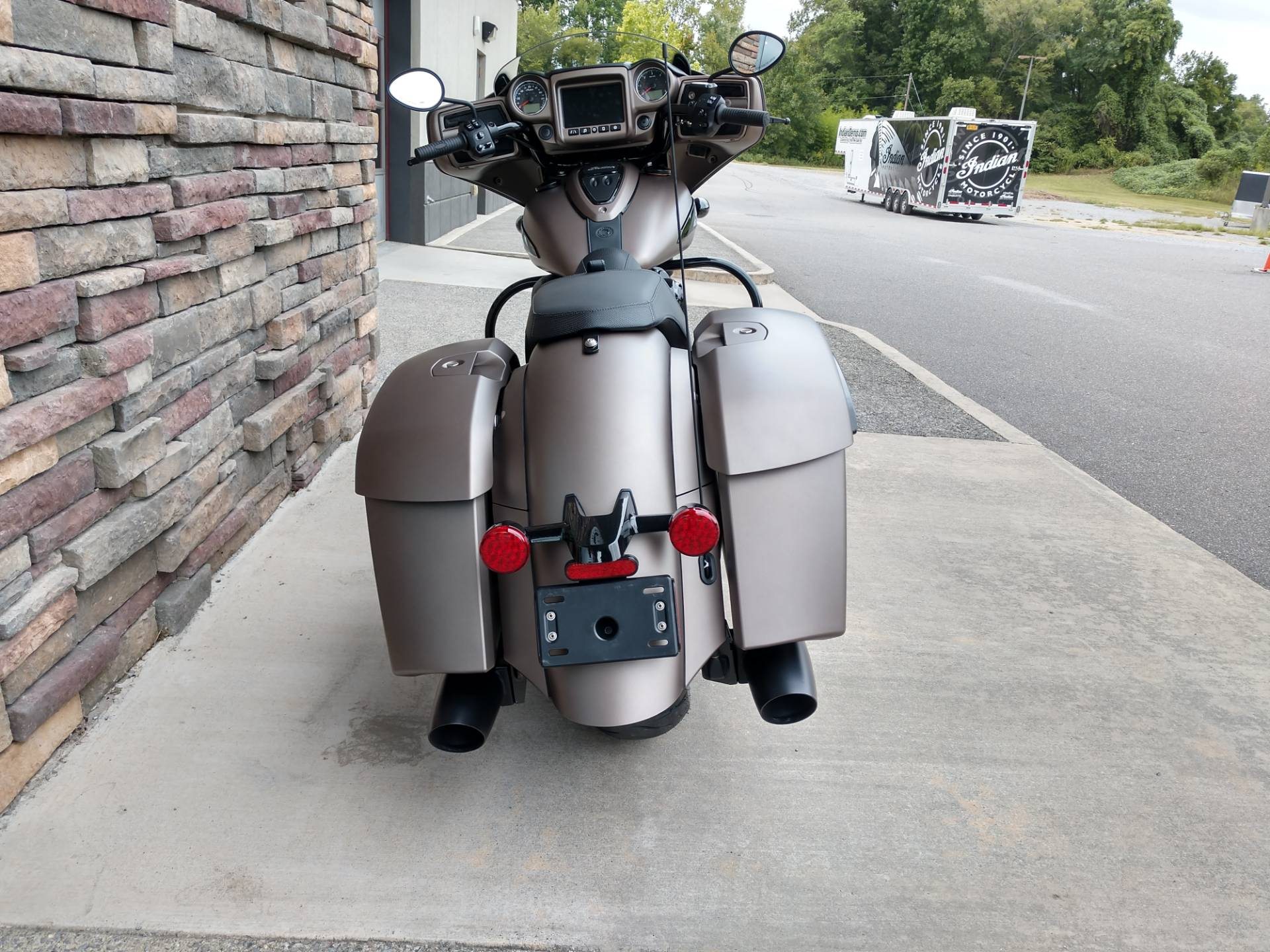 2019 Indian Chieftain Dark Horse® ABS in Lowell, North Carolina